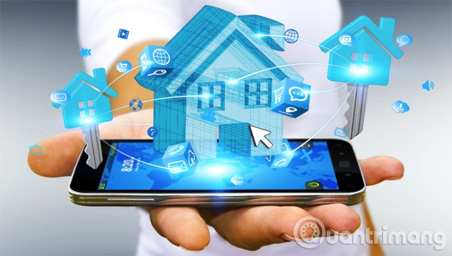 Nhà thông minh Smart Home là gì?