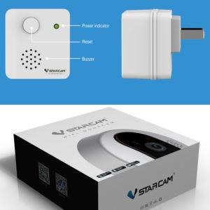 Phụ kiện chuông wifi doorcam VSTARCAM C95-TZ