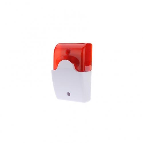 Còi báo động (có đèn chớp) Siren EM103