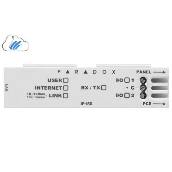 Bộ giao tiếp điều khiển và giám sát qua mạng Paradox IP150