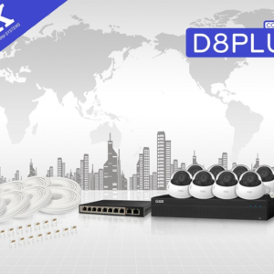 Combo D8Plus - IPC camera