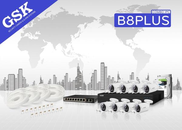 Combo B8Plus - IPC camera
