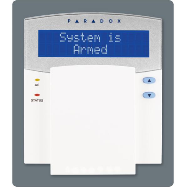Trung tâm báo động Paradox có dây SP6000