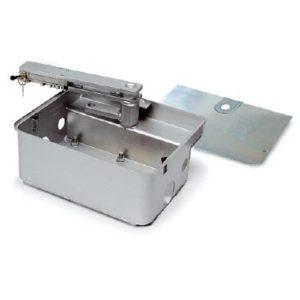 Hộp âm cho motor bằng inox 001FROG-CFI