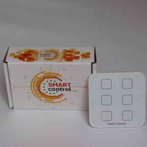 Công tắc cảm ứng mặt vuông Smart Control S686