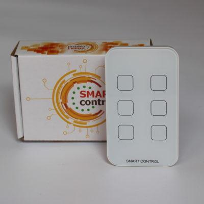 Công tắc cảm ứng Smart Control mặt chữ nhật