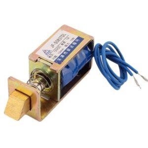 Khóa chốt điện solenoid 12V