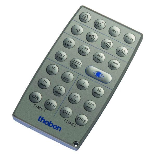 Service remote control for SPHINX 104