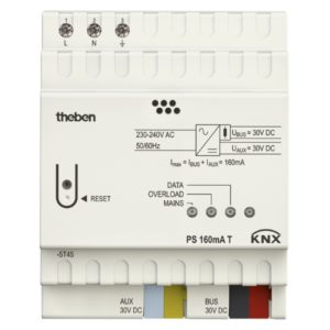 Power supply 160 mA theben