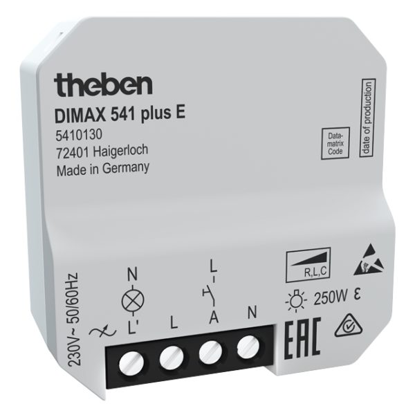Dimmer tự động Theben DIMAX 541 plus E