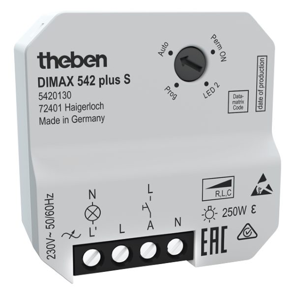 Dimmer tự động Theben DIMAX 542 plus S