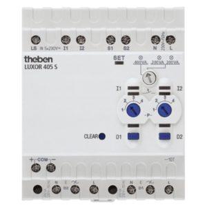 Bộ điều chỉnh độ sáng hai kênh LUXOR 405S