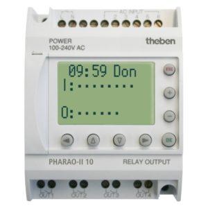 Thiết bị điều khiển lập trình thời gian PHARAO-II 10 (AC)