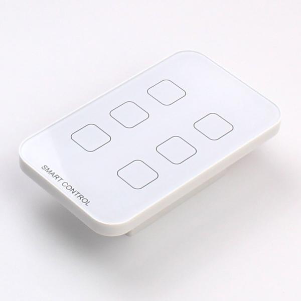 Remote cảm ứng gắn tường mặt chữ nhật R686c
