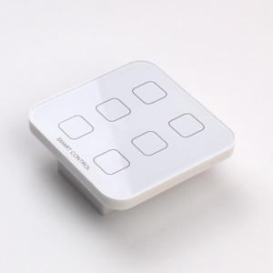 Remote cảm ứng gắn tường mặt vuông R686